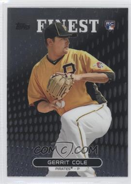 2013 Topps Finest #99 - Gerrit Cole