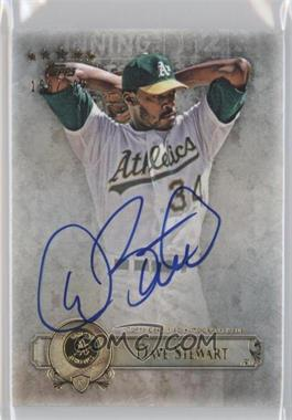 2013 Topps Five Star - Retired and Active Player Autographs #FSBA-DS - Dave Stewart /386