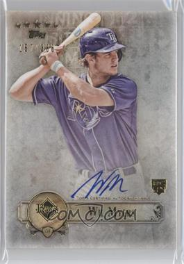 2013 Topps Five Star - Retired and Active Player Autographs #FSBA-WMY - Wil Myers /386