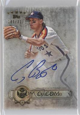 2013 Topps Five Star Retired and Active Player Autographs #FSBA-CB - Craig Biggio /333