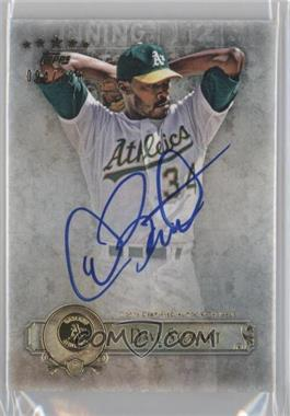 2013 Topps Five Star Retired and Active Player Autographs #FSBA-DS - Dave Stewart /386