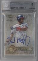 Fred McGriff /333 [BGS 9]