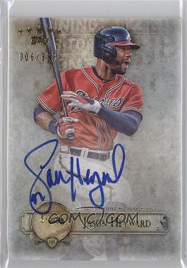 2013 Topps Five Star Retired and Active Player Autographs #FSBA-JHE - Jason Heyward /333