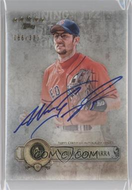 2013 Topps Five Star Retired and Active Player Autographs #FSBA-NG - Nomar Garciaparra /333