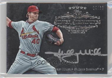 2013 Topps Five Star Silver Signatures #FSSS-SM - Shelby Miller /65