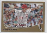 Chris Sale /2013