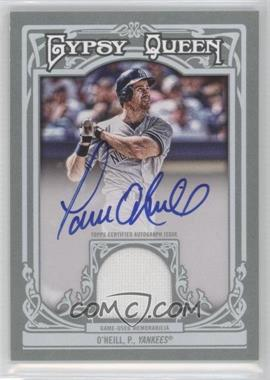 2013 Topps Gypsy Queen - Autographed Relics - [Autographed] #AR-PO - Paul O'Neill /25