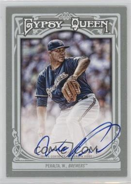 2013 Topps Gypsy Queen - Autographs - [Autographed] #GQA-WP - Wily Peralta
