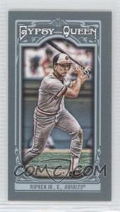 2013 Topps Gypsy Queen - [Base] - Mini #120.1 - Cal Ripken Jr.