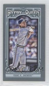 2013 Topps Gypsy Queen - [Base] - Mini #125.1 - Robin Yount