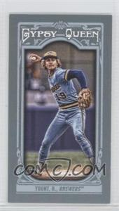 2013 Topps Gypsy Queen - [Base] - Mini #125.2 - Robin Yount