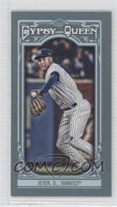 2013 Topps Gypsy Queen - [Base] - Mini #150.1 - Derek Jeter