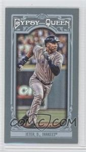 2013 Topps Gypsy Queen - [Base] - Mini #150.2 - Derek Jeter