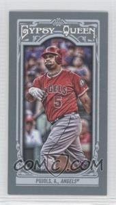 2013 Topps Gypsy Queen - [Base] - Mini #20.2 - Albert Pujols