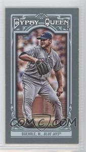 2013 Topps Gypsy Queen - [Base] - Mini #255 - Mark Buehrle