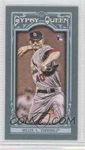 2013 Topps Gypsy Queen - [Base] - Mini #307 - Shelby Miller