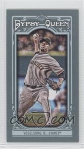 2013 Topps Gypsy Queen - [Base] - Mini #323.1 - Ryan Vogelsong