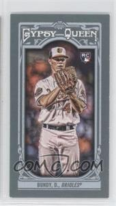 2013 Topps Gypsy Queen - [Base] - Mini #41.2 - Dylan Bundy