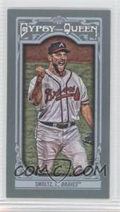 2013 Topps Gypsy Queen - [Base] - Mini #67.2 - John Smoltz