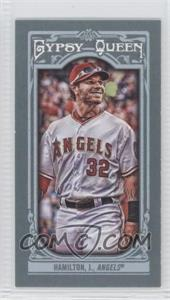 2013 Topps Gypsy Queen - [Base] - Mini #72.2 - Josh Hamilton