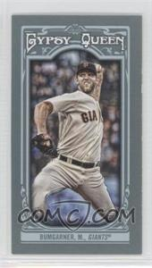 2013 Topps Gypsy Queen - [Base] - Mini #84 - Madison Bumgarner
