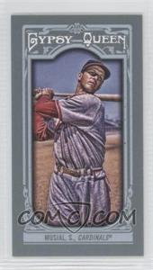 2013 Topps Gypsy Queen - [Base] - Mini #87.2 - Stan Musial