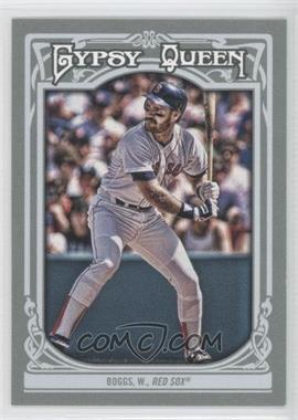 2013 Topps Gypsy Queen - [Base] #158 - Wade Boggs