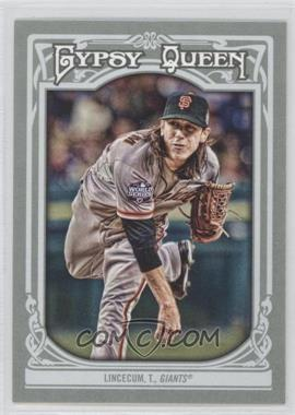 2013 Topps Gypsy Queen - [Base] #92 - Tim Lincecum