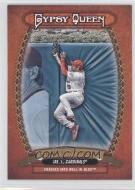 2013 Topps Gypsy Queen - Glove Stories #GS-JJ - Jon Jay