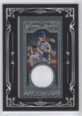2013 Topps Gypsy Queen - Mini Relic #GQMR-MH - Matt Harvey