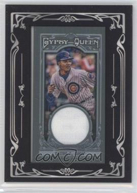 2013 Topps Gypsy Queen - Mini Relic #GQMR-SC - Starlin Castro