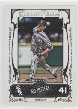 2013 Topps Gypsy Queen - No-Hitters #NH-PH - Philip Humber