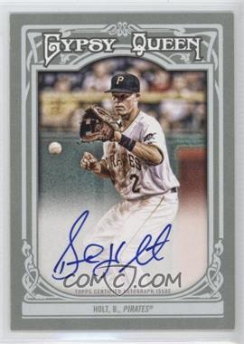 2013 Topps Gypsy Queen Autographs [Autographed] #GQA-BH - Brock Holt