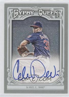 2013 Topps Gypsy Queen Autographs [Autographed] #GQA-CD - Cole De Vries