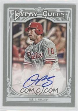 2013 Topps Gypsy Queen Autographs [Autographed] #GQA-DR - Darin Ruf