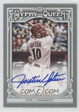 2013 Topps Gypsy Queen Autographs [Autographed] #GQA-JU - Justin Upton