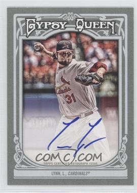 2013 Topps Gypsy Queen Autographs [Autographed] #GQA-LL - Lance Lynn