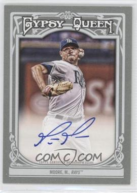 2013 Topps Gypsy Queen Autographs [Autographed] #GQA-MMO - Matt Moore