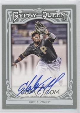 2013 Topps Gypsy Queen Autographs [Autographed] #GQA-SM - Starling Marte