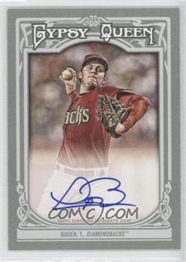 2013 Topps Gypsy Queen Autographs [Autographed] #GQA-TB - Trevor Bauer