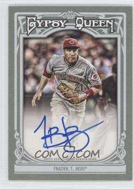 2013 Topps Gypsy Queen Autographs [Autographed] #GQA-TF - Todd Frazier