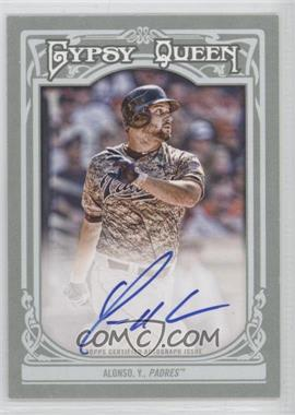 2013 Topps Gypsy Queen Autographs [Autographed] #GQA-YA - Yonder Alonso