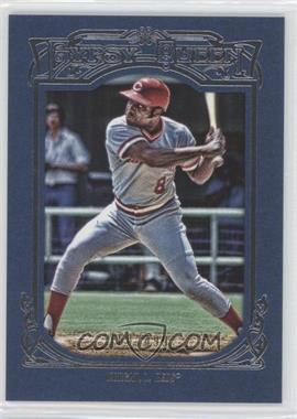 2013 Topps Gypsy Queen Blue Framed #63 - Joe Morgan /499