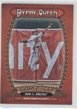 2013 Topps Gypsy Queen Glove Stories #GS-CC - Coco Crisp