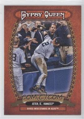 2013 Topps Gypsy Queen Glove Stories #GS-DJ - Derek Jeter