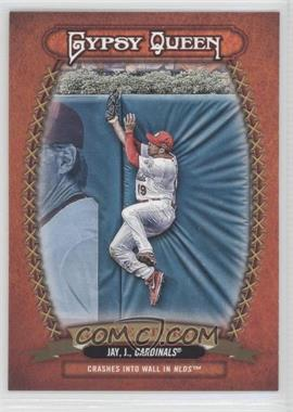 2013 Topps Gypsy Queen Glove Stories #GS-JJ - Jon Jay