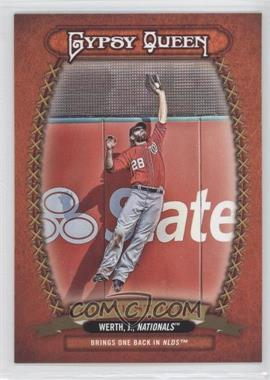 2013 Topps Gypsy Queen Glove Stories #GS-JW - Jayson Werth