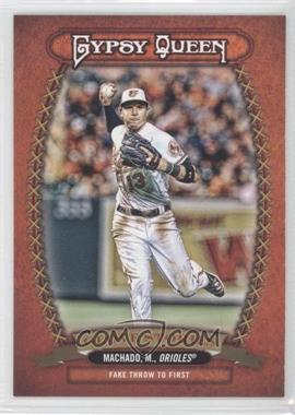 2013 Topps Gypsy Queen Glove Stories #GS-MM - Manny Machado