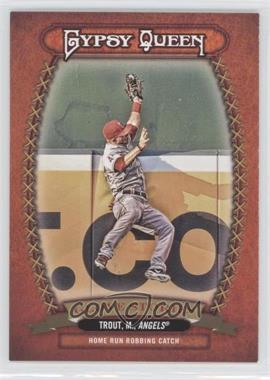 2013 Topps Gypsy Queen Glove Stories #GS-MT - Mike Trout