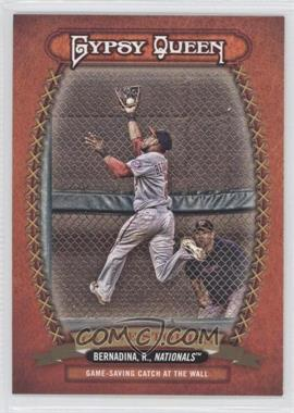 2013 Topps Gypsy Queen Glove Stories #GS-RB - Roger Bernadina